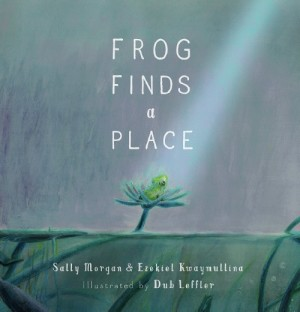 CBCA Notables: Frog Finds A Place