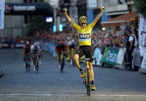 Froome Wins First Post-Tour Criterium In Belgium