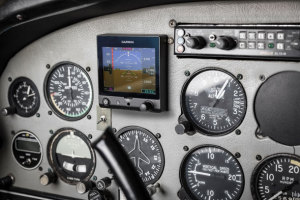 Garmin introduces G5 PFD for Certified Aeroplanes