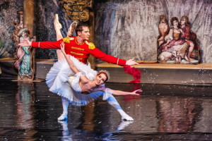 Win one of five double passes to the Imperial Russian Ballet's Nutcracker (National)
