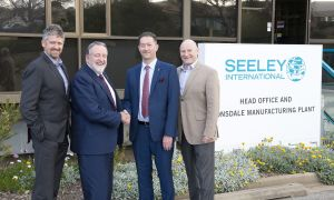 New Board and executive appointments at Seeley International