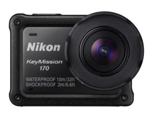 Nikon leaps into action-cam market