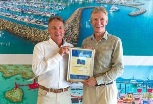 Abell Point first accredited Global Gold Anchor marina