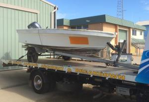 QLD pro cops fine and loses boat but free to keep netting
