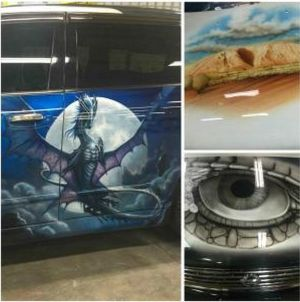 Ultimo TAFE rolls out custom paint course
