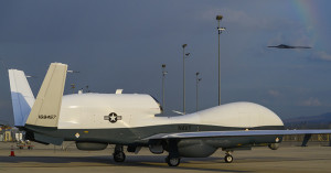 Triton UAS cleared for low rate production