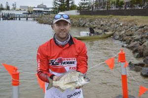 Port Mac turns it on for Hobie Kayak Series