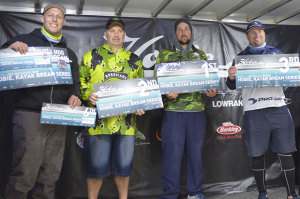 ROUND 11: Hobie Kayak Bream Series Wrap