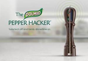 Dolmio's Pepper Hacker launched for real