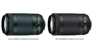 Nikkor 70-300mm zooms released next month