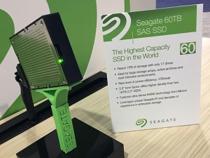 400 million photos anyone? Seagate announces world's highest capacity solid state drive
