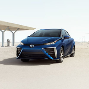 Toyota brings fuel cell vehicles downunder