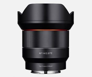 Samyang adds 14/2.8 FE prime to autofocus line-up