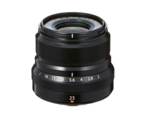 Fujinon 23mm wide angle lens for X-Series announced