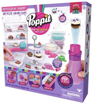 Simply 'pop' to create with Moose Toys