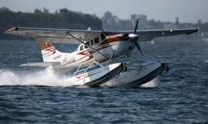 The Seaplane Sensation