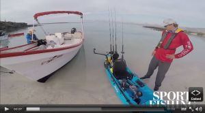 How to set up a GoPro on your kayak (video)