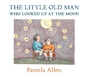 A Little Old Man Who Looked Up At The Moon