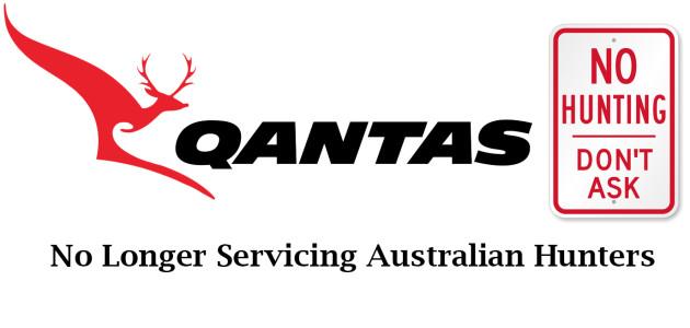 Qantas no longer a hunter friendly airline sporting shooter qantas no longer a hunter friendly airline stopboris Images