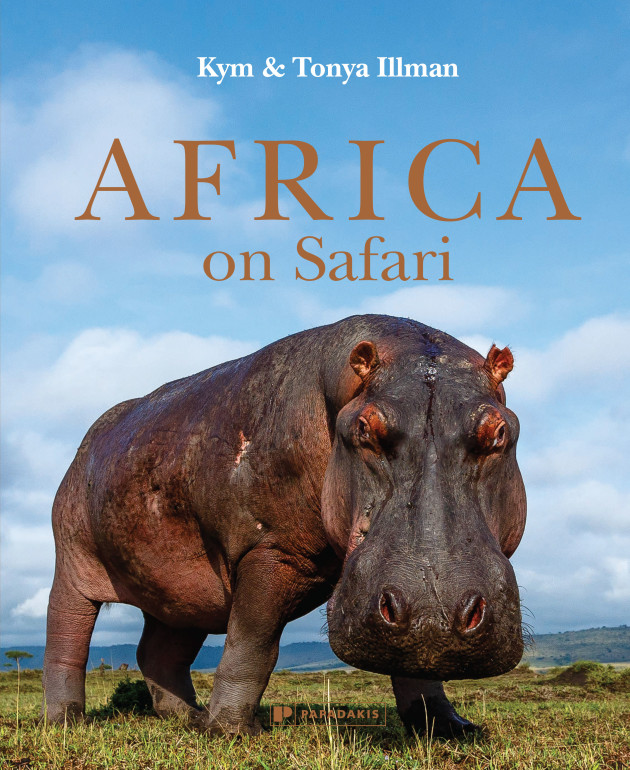 AFRICA on Safari by Kym & Tonya Illman