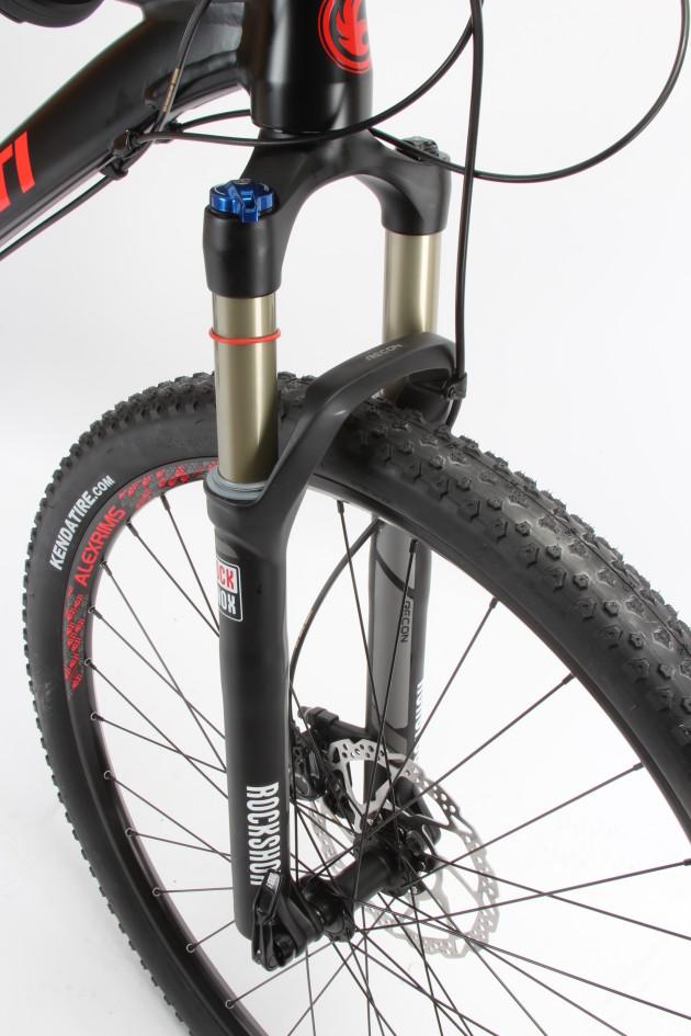 Avanti Competitor 9.1 - Mountain Biking Australia magazine