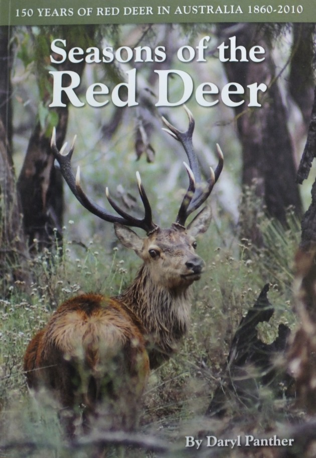 Seasons of Red Deer Book