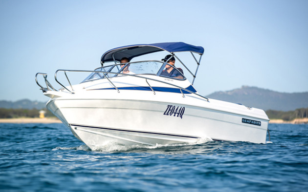 Seafarer boats get the X-factor - Marine Business