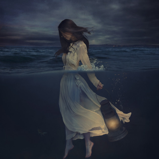 New directions in portraiture story. © Brooke Shaden