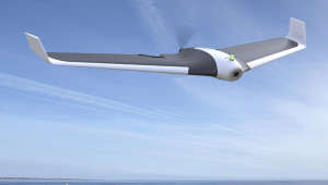 Parrot launches its first fixed-wing drone