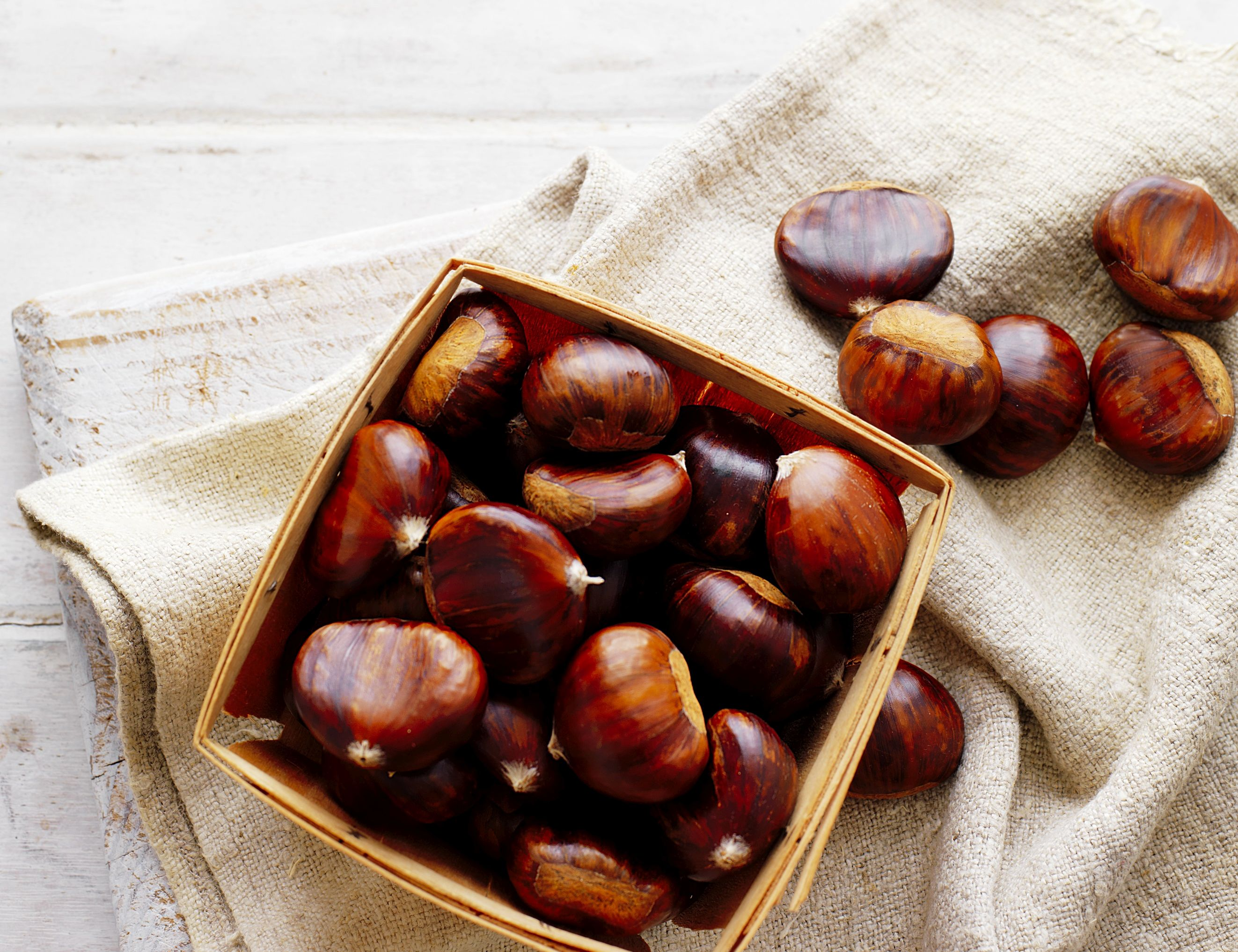 How-to: Chestnuts