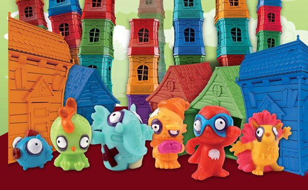 Collectable craze Zomlings to invade Australia