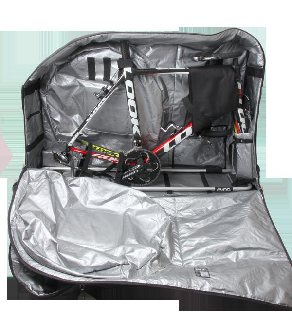 Evoc Bike Travel Bag Amp World Traveller Bag Bicycling