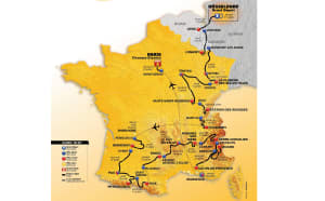 2017 Tour de France Route Announced As Organisers Try To Break The Stronghold Of Superteams