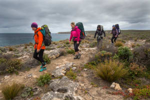 Kangaroo Island Wilderness Trail one for the books