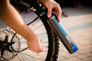 Schwalbe's Tubeless Solution