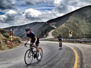 Brave, Bold and Daring... Audax Alpine Classic