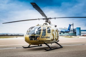 Airbus celebrates 50 Years of the BO105