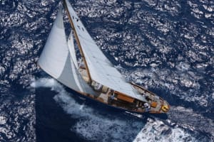 Stunning conditions for Coastal Series opening race of Round Barbados Regatta