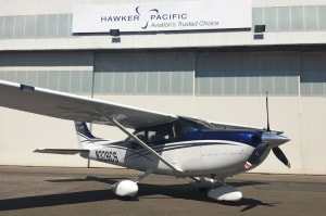Hawker Pacific goes Nationwide with Cessna Pistons