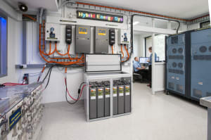 Research centre for hybrid energy solutions