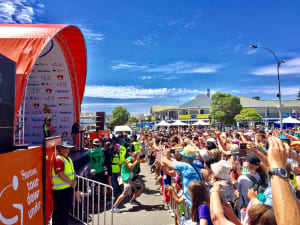 TDU: Caleb Ewan Powers To Thrilling Stage 3 Victory