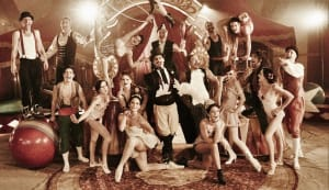 Win a double pass to Circus 1903 (Sydney Opera House)