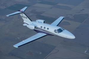 Cessna rolls out the Final Citation Mustang