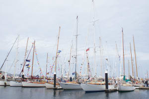 Hobart excels: wooden boat festival considered best in the world
