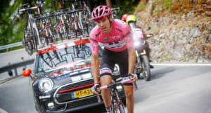 Dumoulin Retains Pink Jersey But Can He Win The Giro?