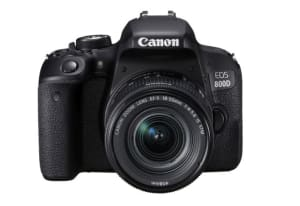Canon announces new EOS models: 77D, 800D