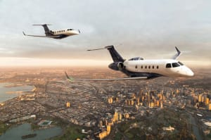 Embraer to showcase Legacy 450 at Avalon