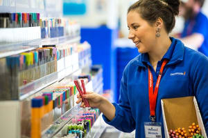 Officeworks valued at $1 billion plus