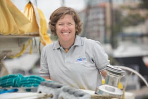 B&G backing Lisa Blair's bid to be first woman to circumnavigate Antarctica