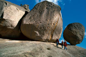 Get between a rock & a hard place for the Feb photo comp